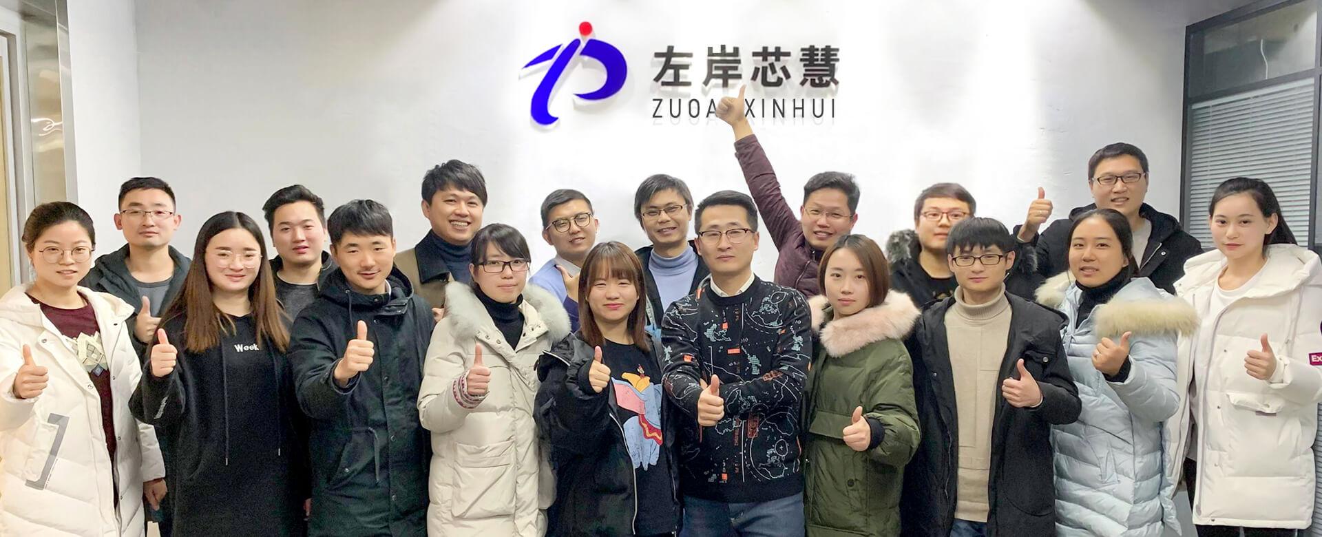 安徽左岸芯慧信息科技有限公司
